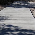 Concrete Driveway - Bankston Concrete Construction - San Antonio Texas