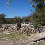 Concrete Slab Foundation - Bankston Concrete Construction - San Antonio Texas