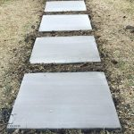 Concrete Pathway - Bankston Concrete Construction - San Antonio Texas